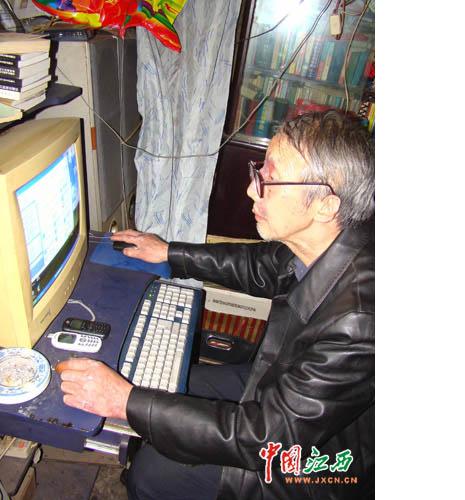 乐平退休教师郑炳南潜心研究行星运动48载